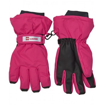 Фото Перчатки AIDEN 705 - GLOVES W/MEM. (AIDEN 705 -490), Цвет - темно- розовый, Перчатки