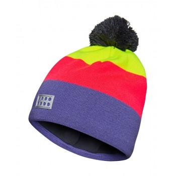 Фото Шапка AIDEN 714 - HAT (AIDEN 714 -680), Цвет - темно-пурпурный, Шапки и повязки