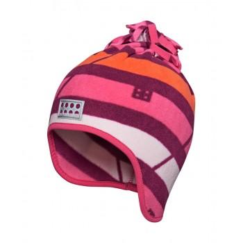 Фото Шапка ANDREW 712 - HAT (ANDREW 712 -390), Цвет - бордовый, Шапки и повязки