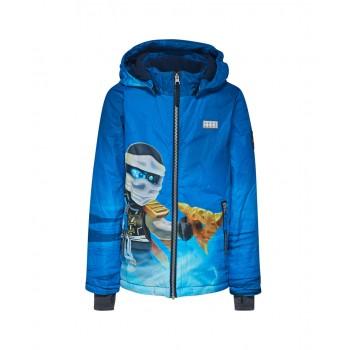 Фото Куртка утепленная JAKOB 731 - JACKET (JAKOB 731 -541), Цвет - синий, Городские