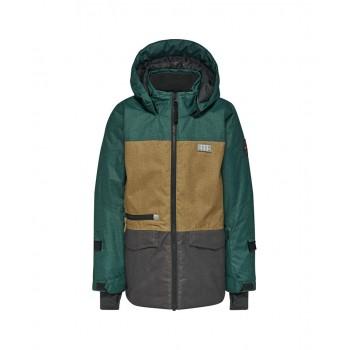 Фото Куртка с/б JAKOB 774 - JACKET (JAKOB 774 -890), Цвет - зеленый, Горнолыжные и сноубордные
