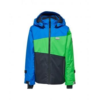 Фото Куртка горнолыжная JAKOB 881 - JACKET (JAKOB 881 -545), Цвет - синий, Горнолыжные и сноубордные