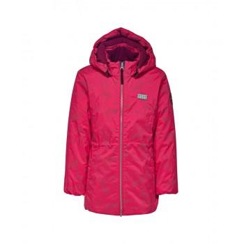 Фото Куртка утепленная JAMILA 705 - JACKET (JAMILA 705 -490), Цвет - темно- розовый, Городские