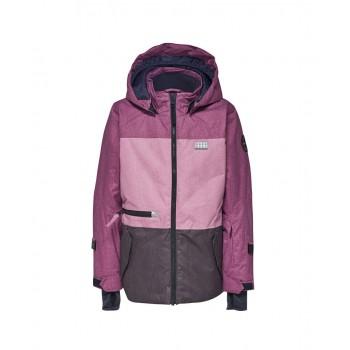 Фото Куртка утепленная JAMILA 774 - JACKET (JAMILA 774 -385), Цвет - бордовый, Городские