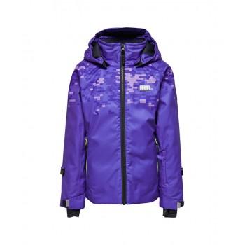 Фото Куртка утепленная JAMILA 880 - JACKET (JAMILA 880 -680), Цвет - темно-пурпурный, Городские