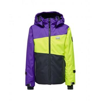 Фото Куртка утепленная JAMILA 881 - JACKET (JAMILA 881 -680), Цвет - темно-пурпурный, Городские