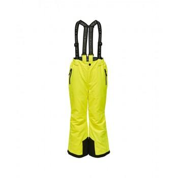 Фото Брюки горнолыжные PING 881 - SKI PANTS (PING 881 -213), Цвет - желтый, Горнолыжные и сноубордные