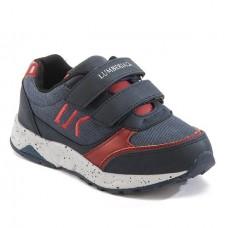 Полуботинки Sneaker Two Velcro