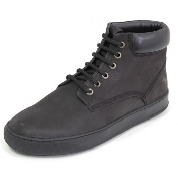 Фото Ботинки Ankle Boots (SM16101-004-CB001), Цвет - черный, Городские ботинки
