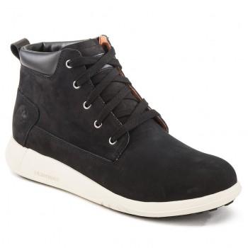 Фото Ботинки Ankle Boot (SM34401-001-CB001), Цвет - черный, Городские ботинки
