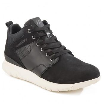 Фото Ботинки Sneaker Mid Cut (SM34505-002-CB001), Цвет - черный, Городские ботинки