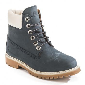 Фото Ботинки Ankle Boot (SW00101-013-M0009), Цвет - голубой, белый, Городские ботинки