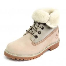Ботинки Ankle Boot With Fur Lining