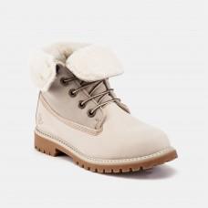 d17b124b1c1 Ботинки HIGH CUT ANKLE BOOT WITH FUR LINING