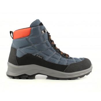 Ботинки синие 13770-6