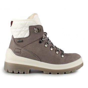 Ботинки серо-коричневые 14622-v1