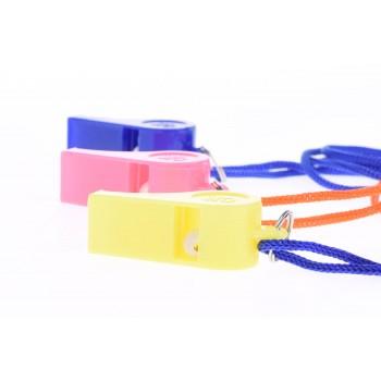 Фото Свисток FISCO (FISCO-MULTICOLOUR), Цвет - разноцветный, Спортивные товары