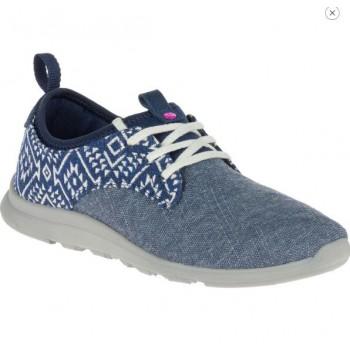 Фото Кроссовки GETAWAY SHAKRA LACE Women's Low Shoes (02828), Цвет - синий, Кроссовки
