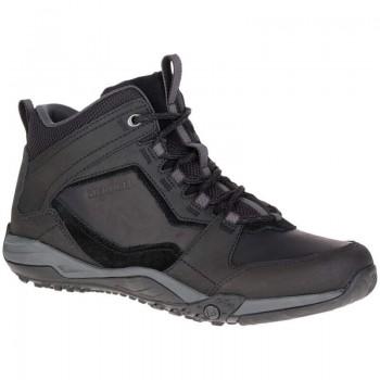Фото Трекинговые ботинки HELIXER SCAPE MID NORTH Men's insulated boots (49577), Цвет - черный, Треккинговые ботинки