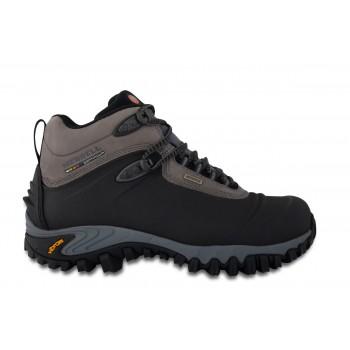 Фото Ботинки THERMO WP Men's insulated boots (82727), Цвет - черный, Городские ботинки