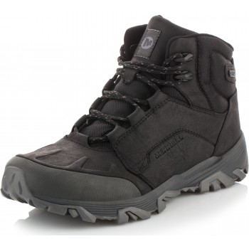 Фото Ботинки COLDPACK ICE+ MID POLAR WP Men's insulated boots (91841), Цвет - черный, Городские ботинки