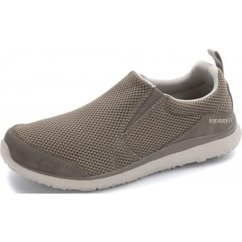 Фото Слипоны GETAWAY BREEZE MOC Men's Low Shoes (98477), Цвет - песочный, Кеды