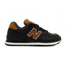 Кроссовки черные ML574OMD