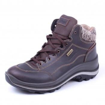 Фото Ботинки 12309D42LG (0123095), Цвет - коричневый, Городские ботинки