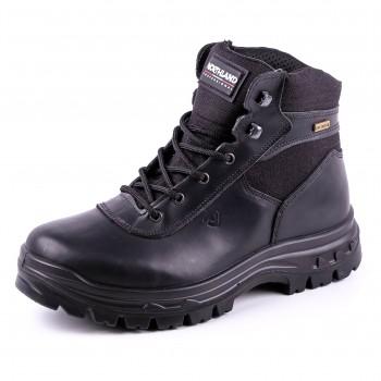 Фото Ботинки 13805 C10G (0138051), Цвет - черный, Городские ботинки