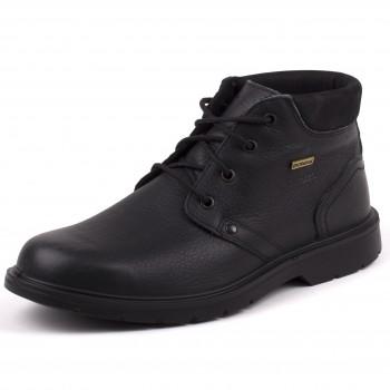 Фото Ботинки 40412V11G (40412V11G N), Цвет - черный, Городские ботинки