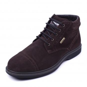 Фото Ботинки 42031 AV196G (0420315), Цвет - коричневый, Городские ботинки
