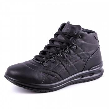 Фото Ботинки 43025 A22G (0430251 (C2)), Цвет - черный, Городские ботинки