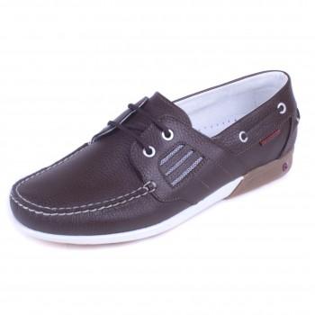 Фото Туфли L1 (0432025), Цвет - коричневый, Туфли и мокасины