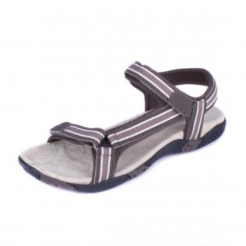 Фото Сандалии Venezia Ls Leather Sandal (0756530), Цвет - коричневый, бежевый, Сандалии
