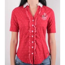 Блуза Fanni Kurzarmbluse