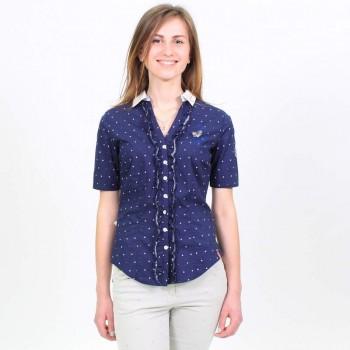 Фото Блуза Fanni Kurzarmbluse (0769033), Туники и блузы