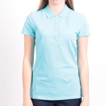 Фото Поло Tonia Baumwoll Polo Shirt (0772952), Цвет - бирюзовый, Поло