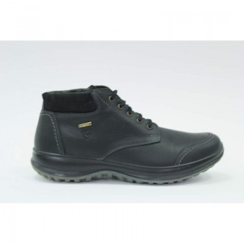 Фото Полуботинки 8639 UKR MC Boot SMU (078320), Цвет - черный, Городские ботинки