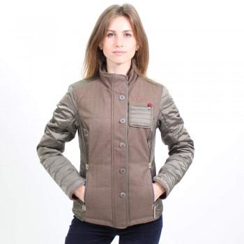 Фото Куртка Lotte Steppjacke (0794020), Цвет - темно-коричневый, Городские
