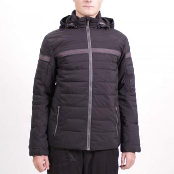 Фото Куртка Ivan Jacke (080171), Цвет - черный, Городские куртки
