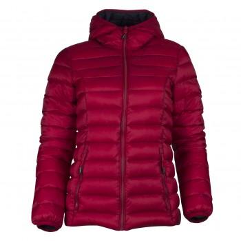 Фото Куртка стеганная Lory Daunen Jacke (081722), Цвет - красный, Стеганные куртки
