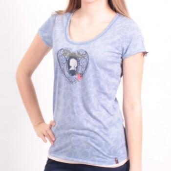 Фото Футболка Margaret T-Shirt (0820228), Цвет - синий, Футболки