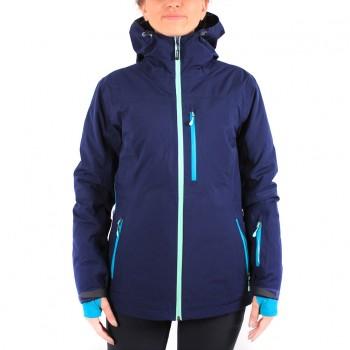 Фото Куртка горнолыжная 3L Da Jacke Performance SMU (0823914), Цвет - морской, Горнолыжные и сноубордные