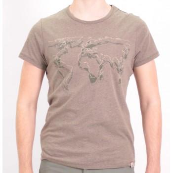 Фото Футболка Jules T-Shirt (0835720), Цвет - темно-коричневый, Футболки
