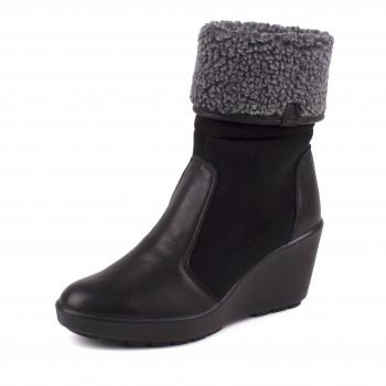 Фото Полусапоги 5804 UKR HC LS Boot SMU (084081), Цвет - черный, Городские ботинки