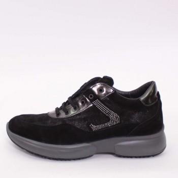 Фото Полуботинки 5907 UKR LC LS Boot SMU (084130), Цвет - черный, Полуботинки