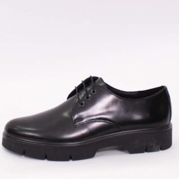 Фото Туфли 6100 UKR LC LS Boot SMU (084140), Цвет - черный, Туфли и мокасины