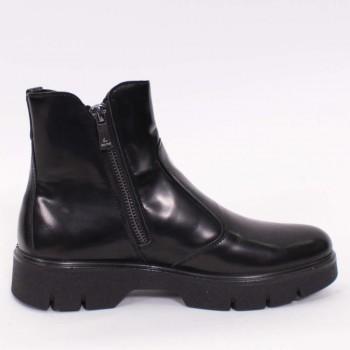 Фото Ботинки 6110 UKR MC LS Boot SMU (084310), Цвет - черный, Городские ботинки
