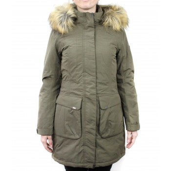 Фото Куртка утепленная Exo Sport Leni Parka (0850420), Цвет - серый, Городские