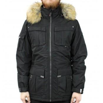 Фото Куртка утепленная Exo Sport Ben Parka (085061), Цвет - черный, Городские